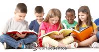 Cartacuentos Niños Leyendo