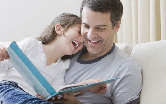 La importancia de leer con los niños